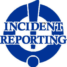 incident reporting blue
